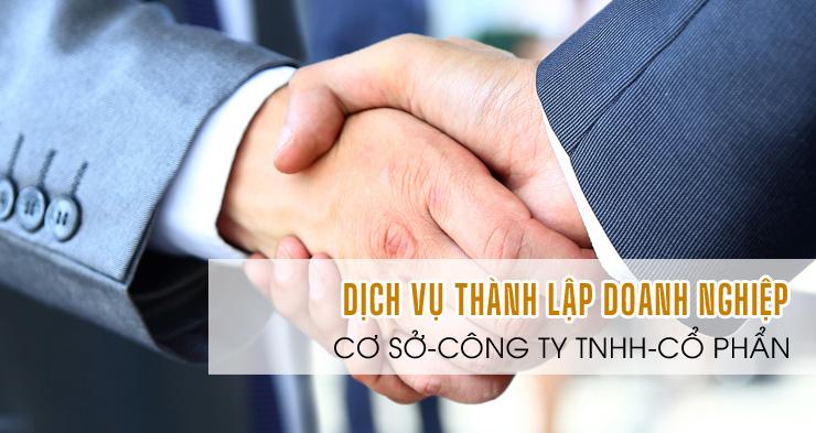 DV-Đăng ký thành lập doanh nghiệp trọn gói tại TP.HCM