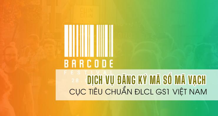 SHTT-Dịch vụ đăng ký mã vạch (MSVV) cục Tiêu chuẩn Đo lường Chất lượng (GS1 Việt Nam)