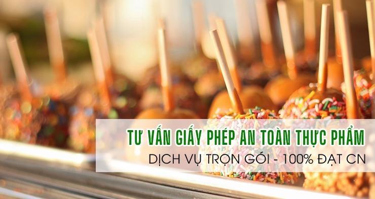 ATTP-Đăng ký giấy phép an toàn thực phẩm 100% Đạt chứng nhận