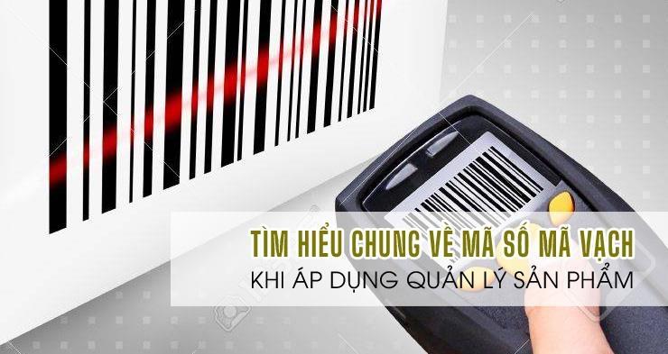 SHTT-Giới thiệu về mã số mã vạch tại Việt Nam và trên thế giới