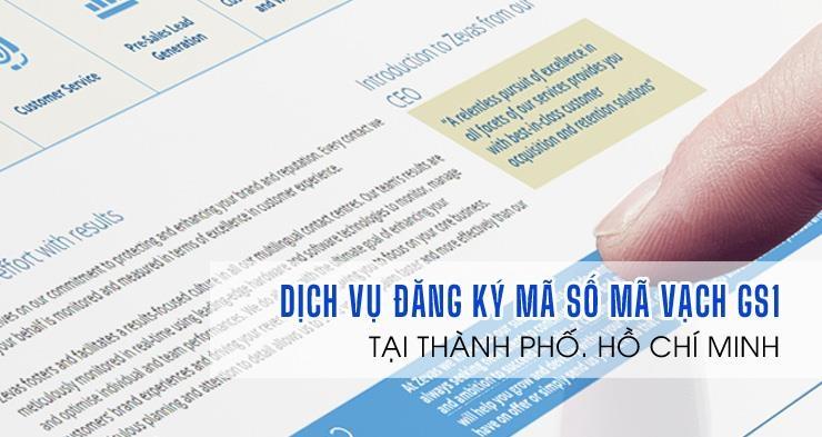 SHTT-Dịch vụ đăng ký Mã vạch tốt nhất tại TP. Hồ Chí Minh